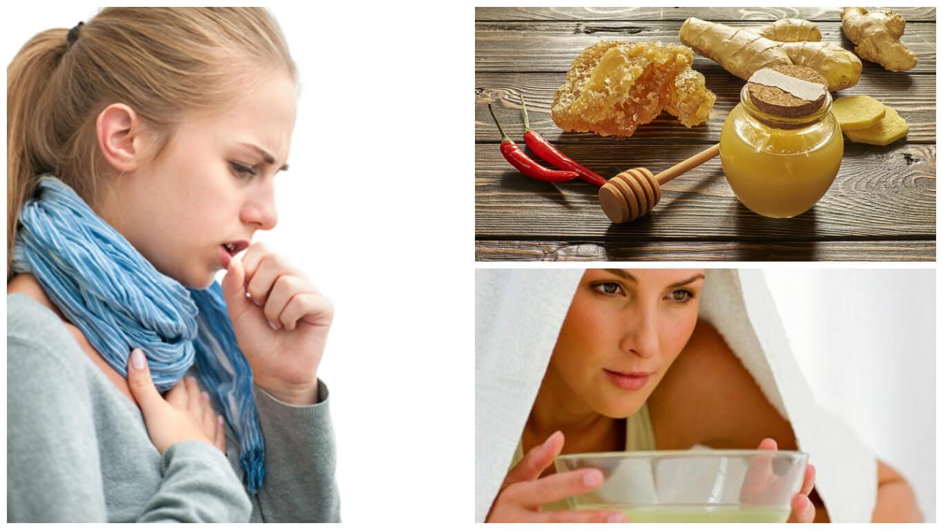 Los 5 mejores expectorantes caseros para calmar la tos de forma natural