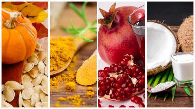 Los 7 mejores alimentos para combatir los parásitos intestinales