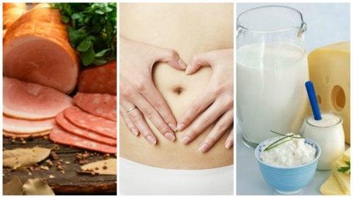 Los 7 peores alimentos para tu digestión
