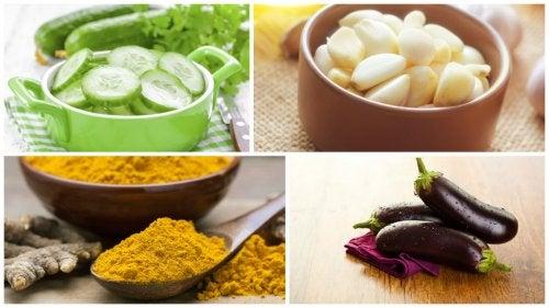 8 alimentos para eliminar las toxinas y fortalecer el sistema inmunitario