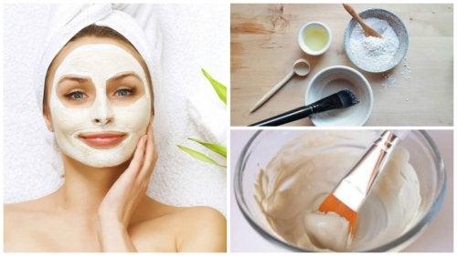 Minimiza las arrugas del rostro con esta mascarilla de ajo y arcilla