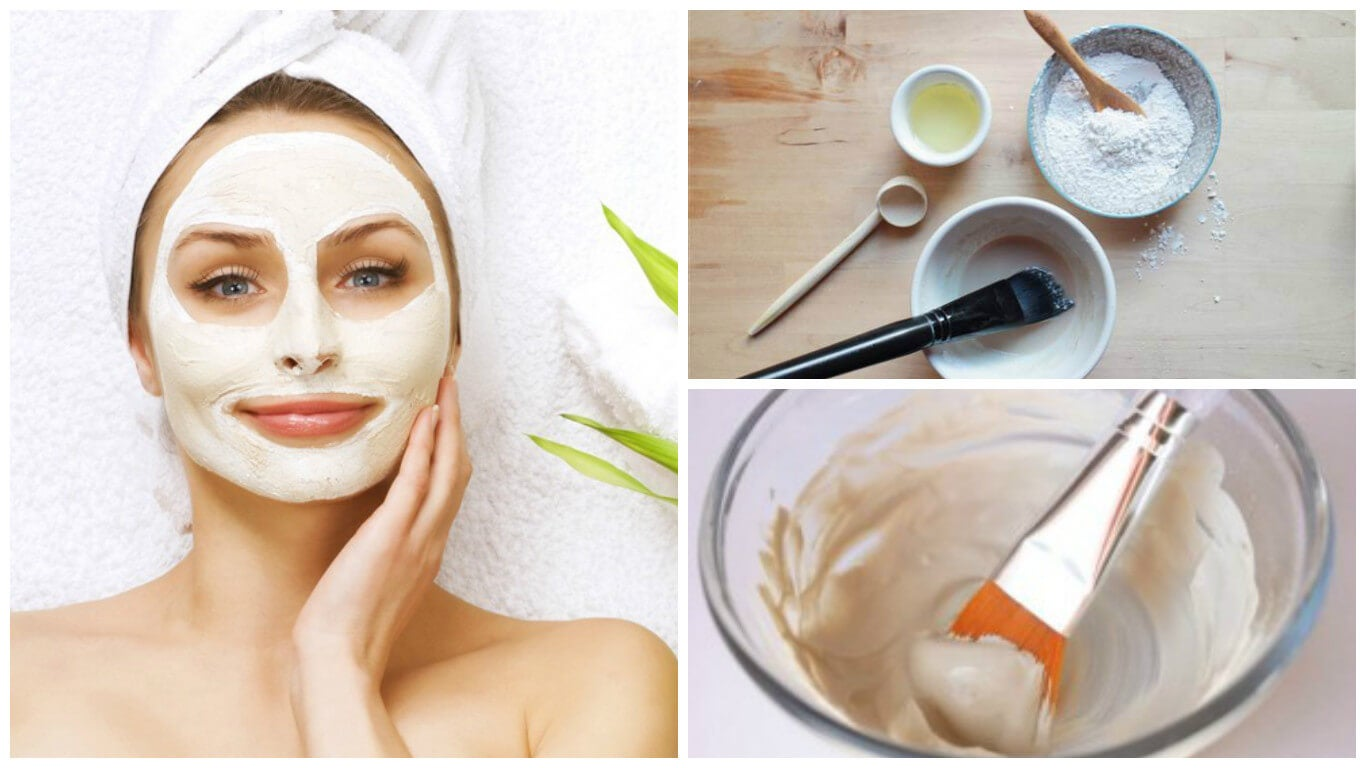 Crema de ajo y arcilla para minimizar las arrugas del rostro.