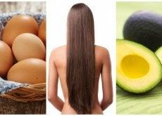 Quieres acelerar el crecimiento de tu cabello Incluye en tu dieta estos 8 alimentos