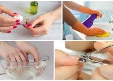 Quieres mejorar el aspecto de tus uñas No te pierdas estos 8 tips
