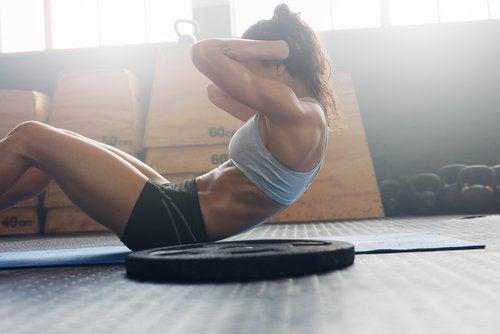 Reducir barriga sin abdominales