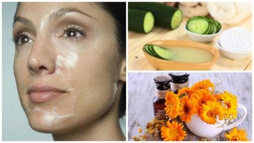 Regula la producción de grasa de tu piel con estos 5 tónicos astringentes