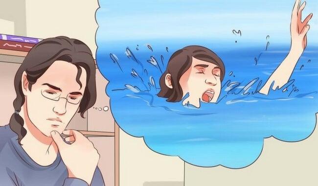 ¿Sabrías cómo actuar si alguien se está ahogando?