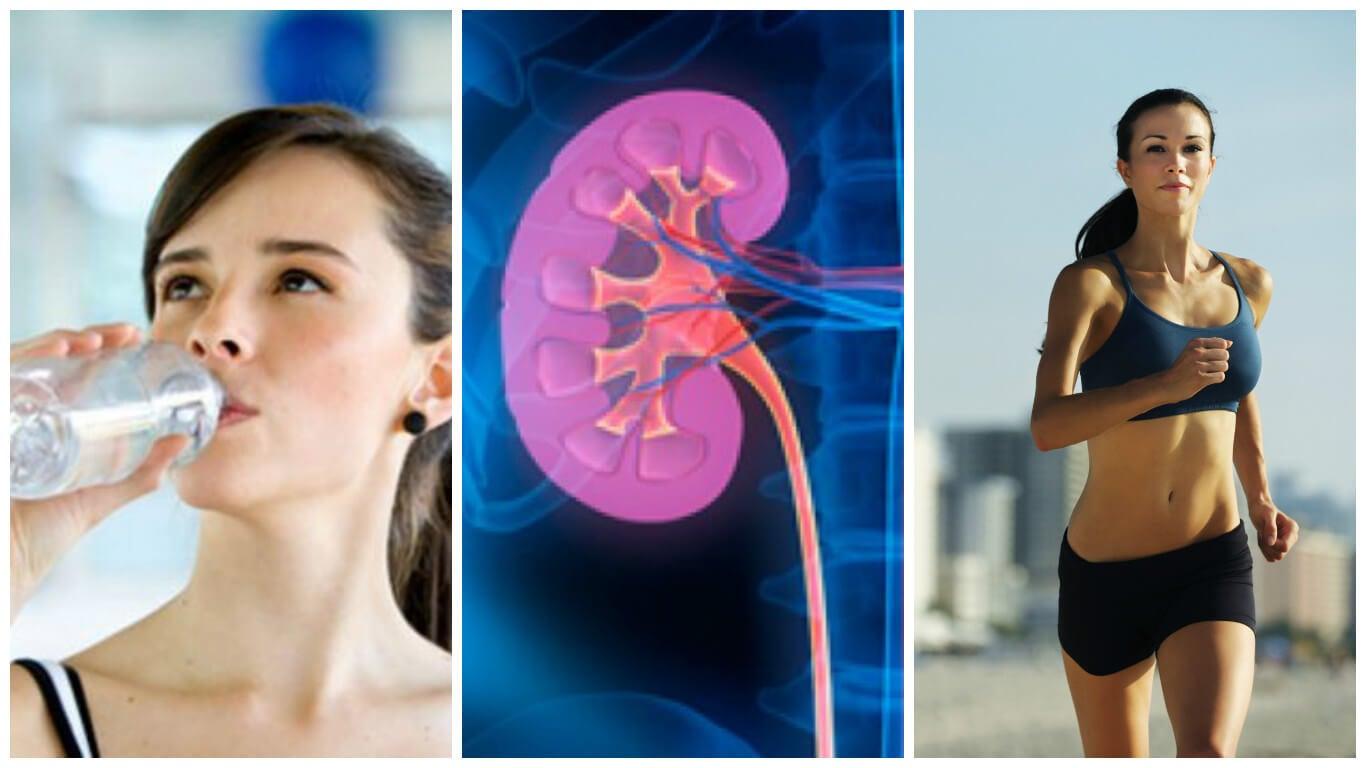 ¿Te preocupa tu salud renal? Atiende estas 7 recomendaciones