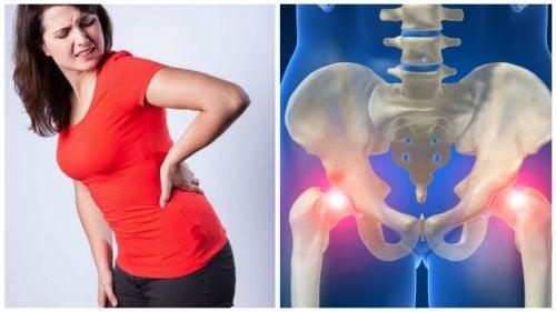 prevenir el dolor de cadera