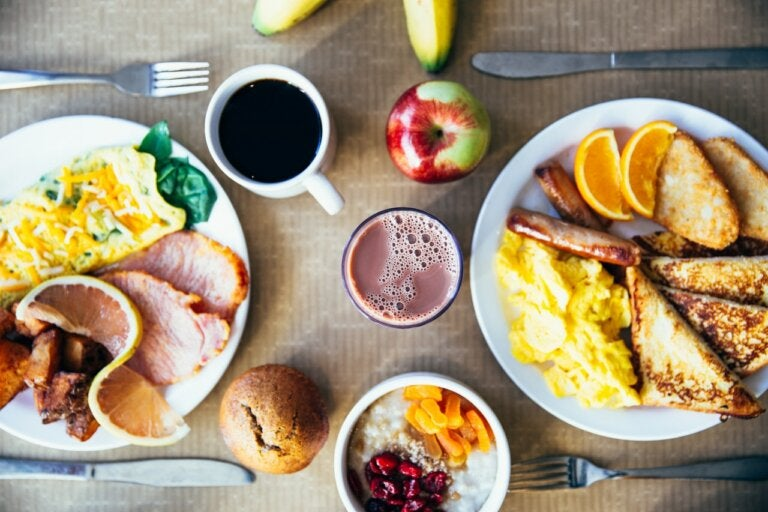 Alimentos para tener más energía por la mañana