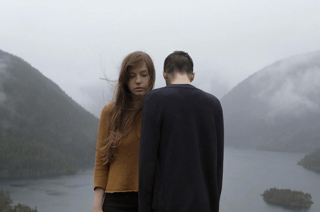 la relación