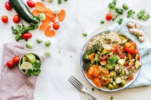Dieta de 15 días para reducir la cintura y aprender a comer sano
