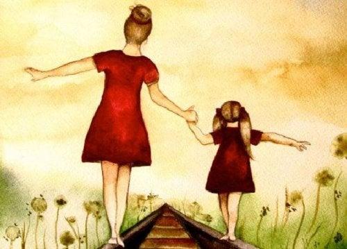 Lecciones de vida que los niños pueden enseñarles a los adultos