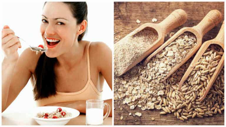 Fuentes de carbohidratos saludables para perder peso