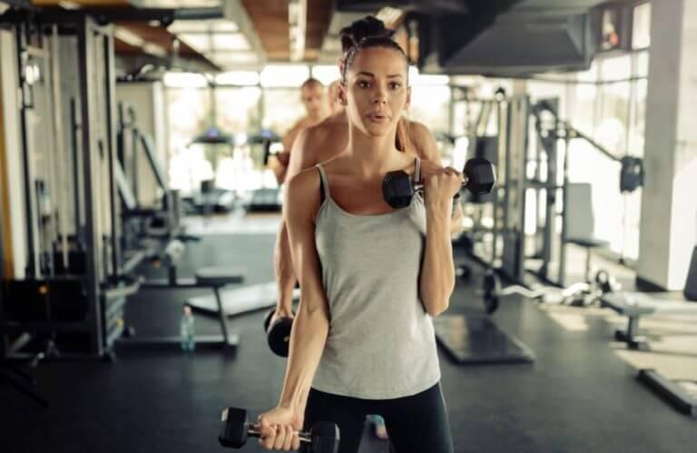 ¿Cómo transformar la grasa en músculo?