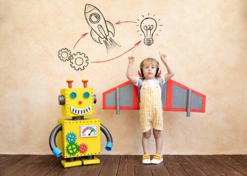 Educar no es crear sino ayudar a los niños a crearse a sí mismos