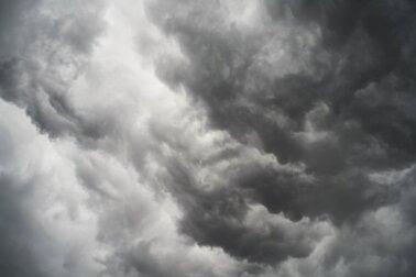 La peor tormenta es la que se forma en nuestra mente