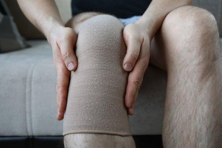 Quistes en las rodillas: causas y tratamiento natural