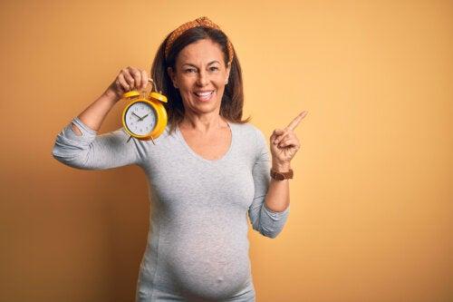 Ser madre a los 40: ¿Es posible?