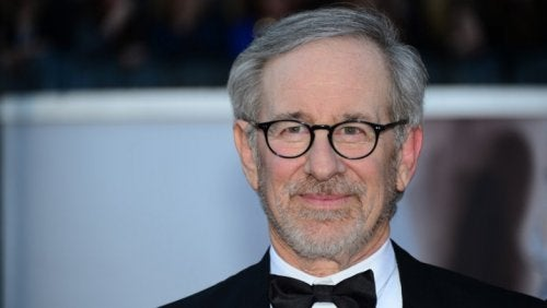 Steven Spielberg, the famous cinema director