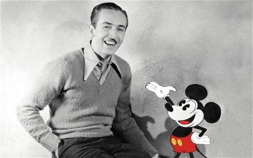 Walt Disney, famous cinema producer