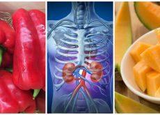 10 alimentos para mejorar el funcionamiento de los riñones naturalmente