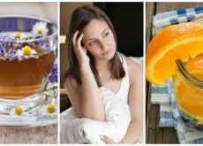 5 remedios tranquilizantes para calmar los nervios y el insomnio