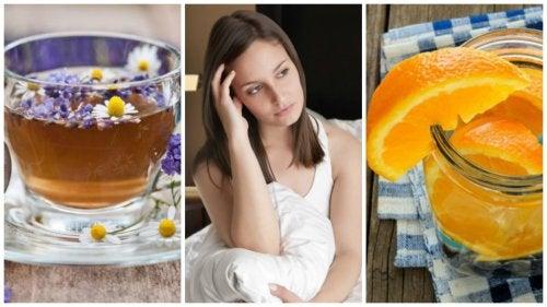 Naturales ansiedad nerviosismo remedios