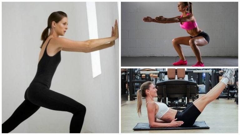 6 formas de fortalecer tu cuerpo sin usar máquinas o pesas