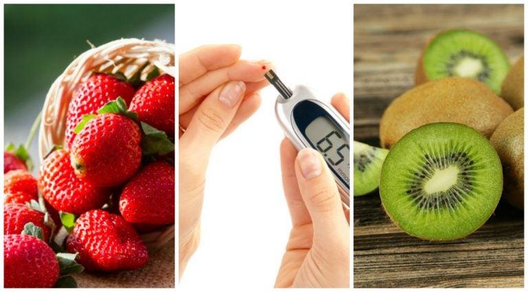 7 frutas beneficiosas para los pacientes con diabetes
