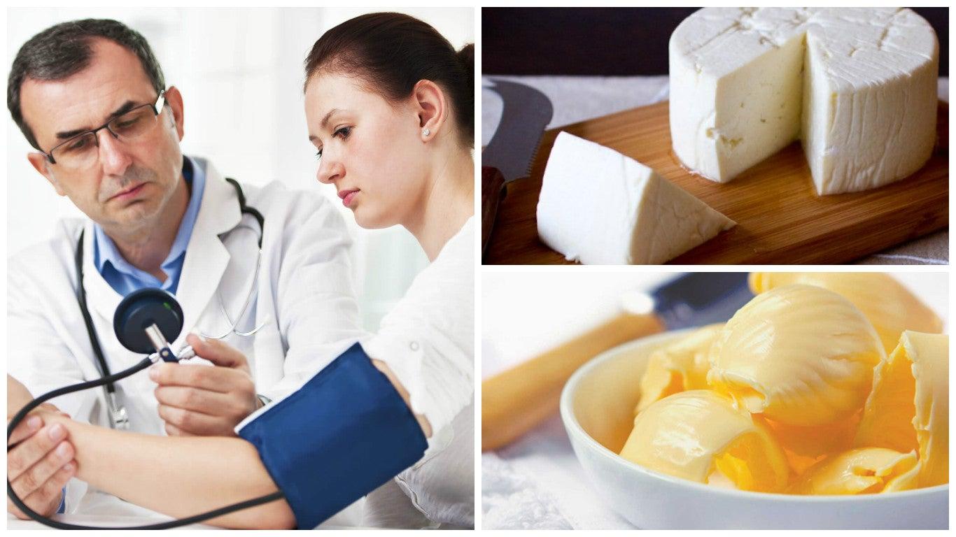 8 alimentos que debes evitar si padeces de hipertensión