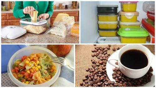 7 alimentos que no debes almacenar en recipientes de plástico