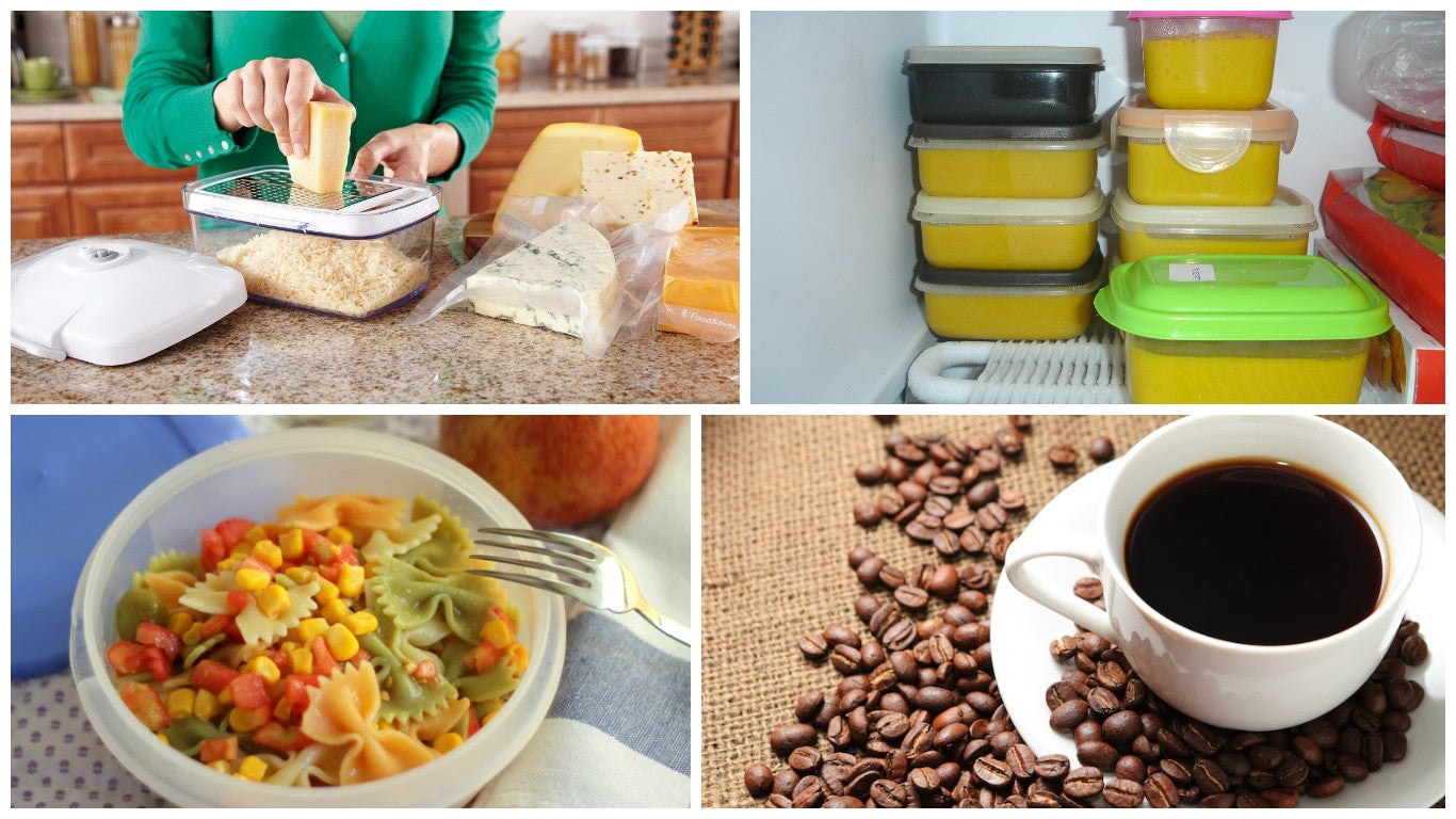 7 alimentos que jamás debes almacenar en recipientes de plástico