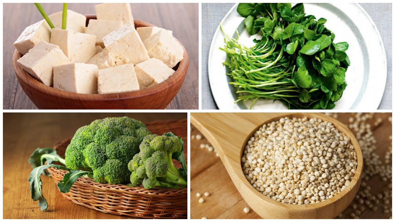 8 alimentos vegetales ricos en proteínas que deberías añadir en tu dieta