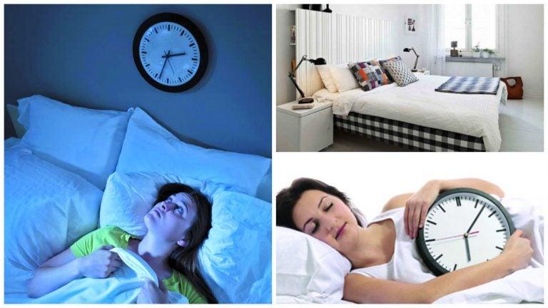 8 métodos que te ayudarán a combatir los trastornos de sueño