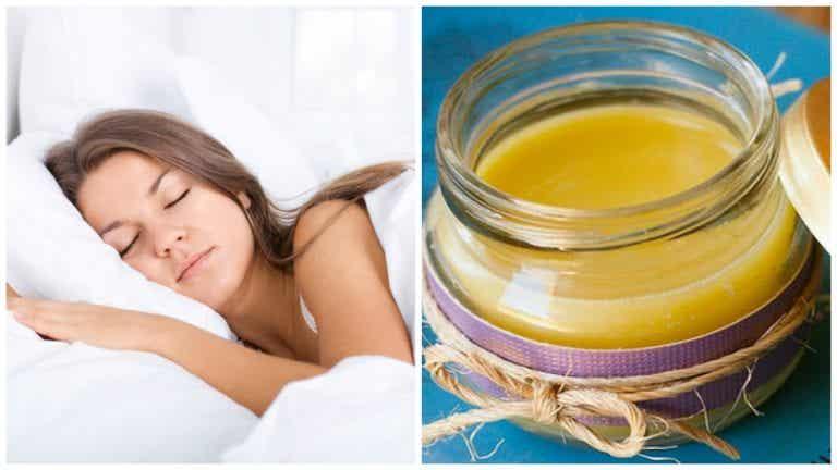Cómo hacer ungüento casero para mejorar la calidad de sueño