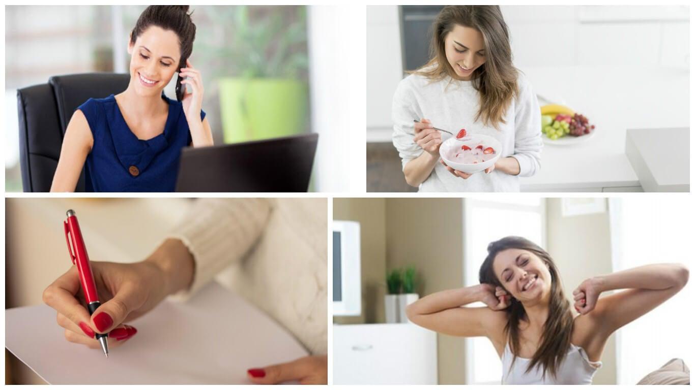 Cómo mejorar tu productividad diaria con 7 hábitos saludables