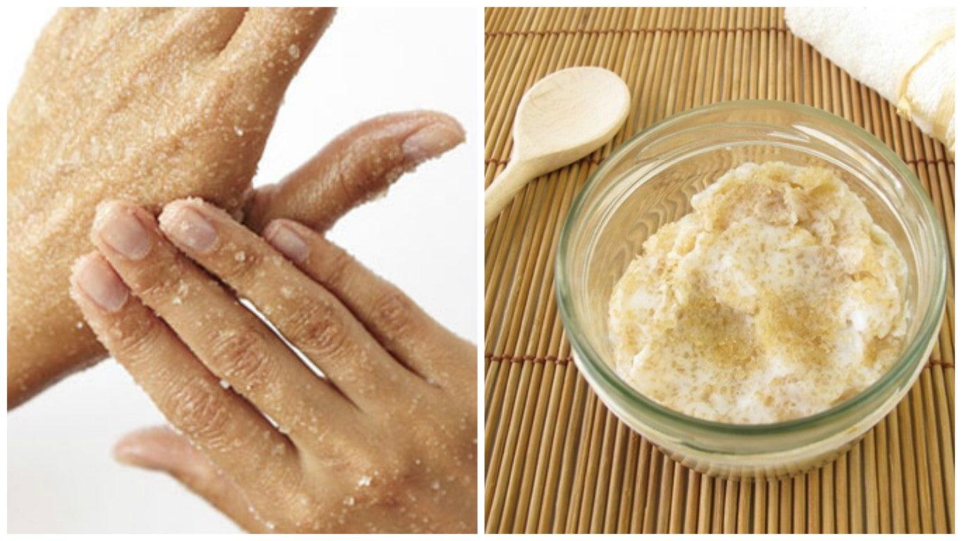 Cómo preparar un exfoliante natural de azúcar para suavizar las manos -  Mejor con Salud
