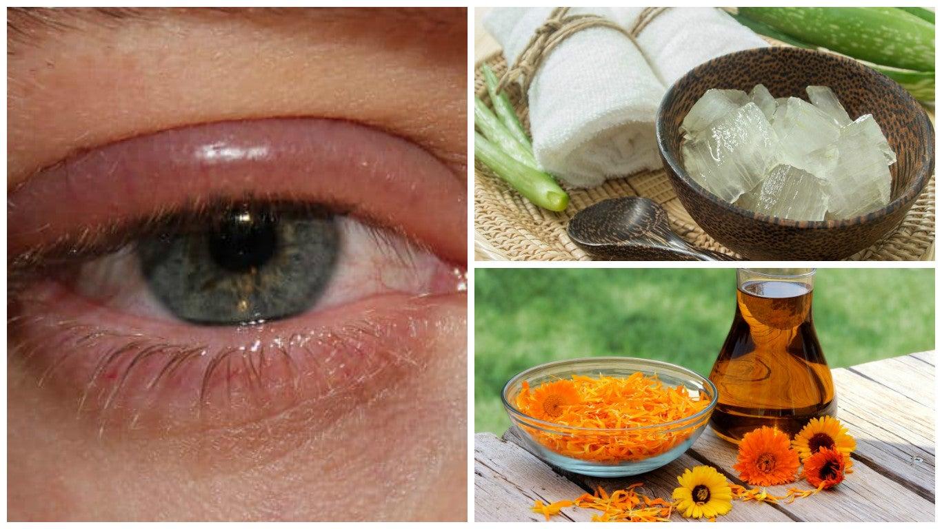 Beneficios de la granada en los ojos