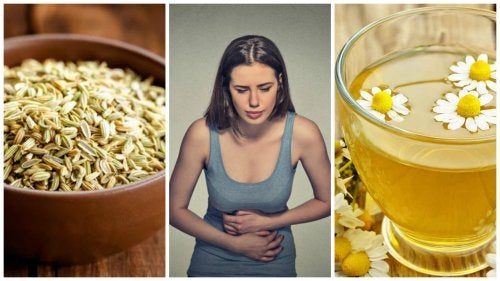 Combate los gases intestinales con estos 7 remedios de origen natural