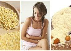 Eres intolerante al gluten Descubre los cereales y granos que puedes consumir