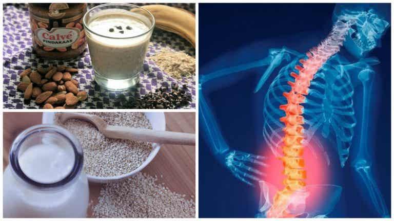 Los 6 mejores remedios naturales para prevenir la osteoporosis