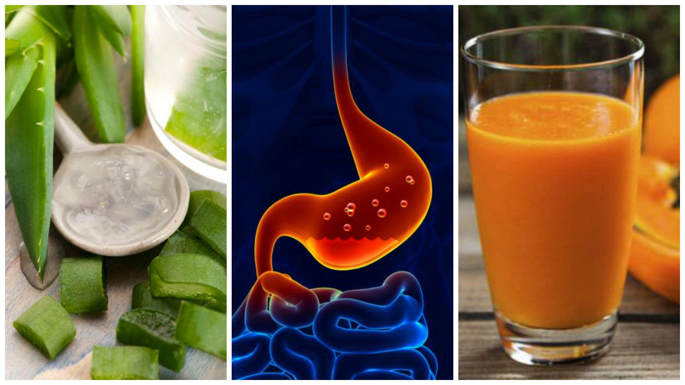 Los 6 mejores remedios para aliviar el reflujo gastroesofágico