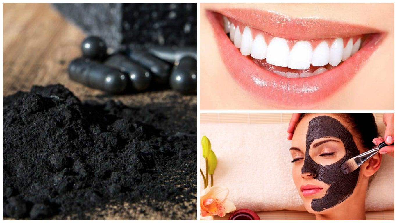 Los 8 usos del carbón activado que debes conocer