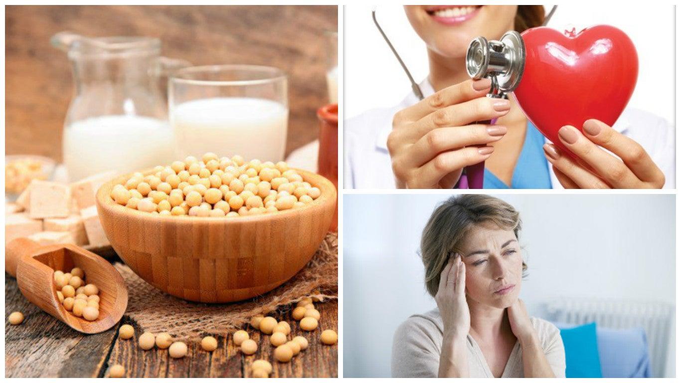 ¿Por qué es tan bueno añadir soja en la dieta? Descubre 7 razones para comerla