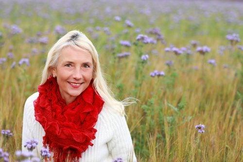 Qué sucede con la piel durante la menopausia