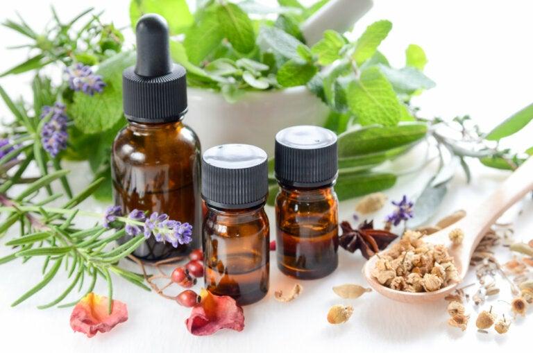 6 aceites esenciales que ayudan en el tratamiento del asma