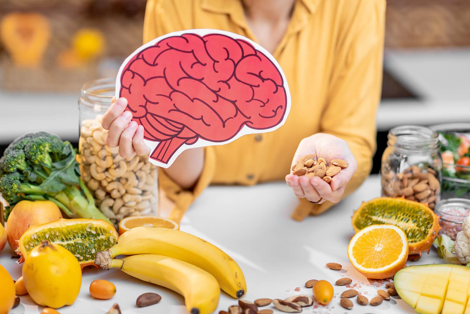 7 alimentos que te ayudarán a mejorar tu concentración