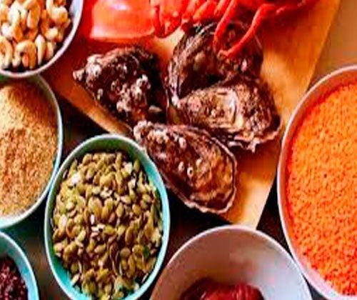 Por qué y cómo aumentar el zinc en la dieta