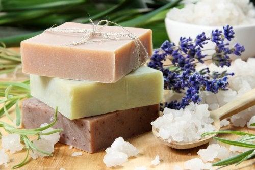 barritas para masajes con ingredientes naturales